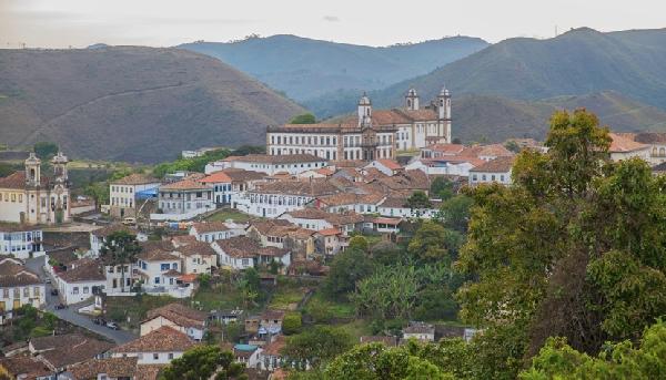 Ouro Preto é uma cidade incrível para passar o Carnaval (Foto: CVC)