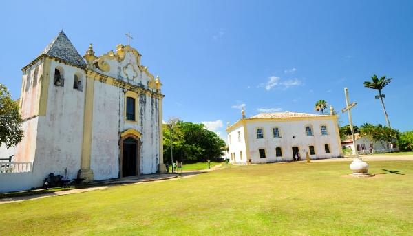 Primeiro núcleo habitacional do Brasil, o Centro Histórico - também conhecido como Cidade Alta (Foto: CVC)