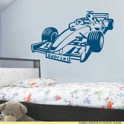 adesivo de parede quarto de menino