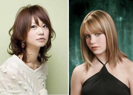 cabelos coloridos e repicados – tendências -1