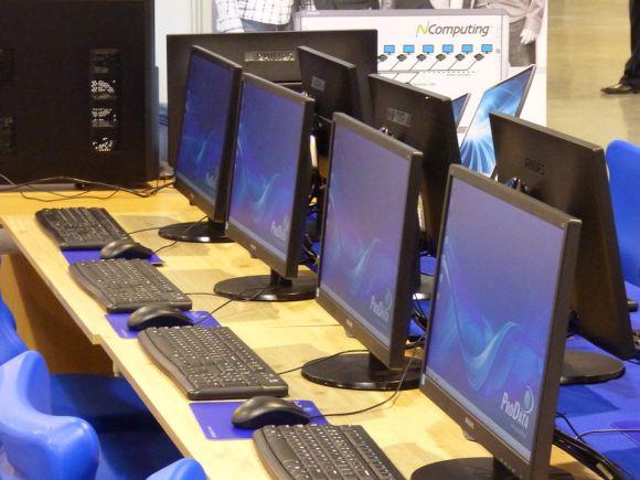 Várias escolas de informática conceituadas oferecem o curso gratuitamente (Foto Ilustrativa)