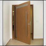 Portas de Madeira com Vidro, Modelos