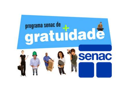 SENAC Alagoas PSG - Cursos Grátis 2