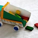Brinquedos Recicláveis - Como Fazer. (Foto: Divulgação)