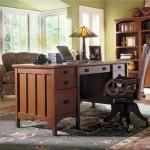 Móveis de madeira para escritório