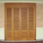 porta balcão de madeira 4