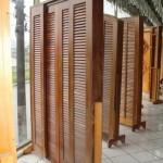 porta balcão de madeira 5