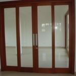 porta balcão de madeira 6