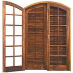 porta balcão em madeira 13