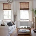 A cortina de bambu combina com qualquer ambiente
