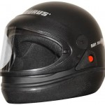 Aqualidade do capacete é muito importante para garantir a proteção.