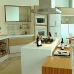 As cozinhas modernas exigem fogões que se adequam ao ambiente