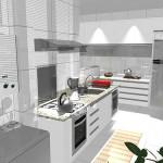 Para cozinhas planejadas o fogão de embutir é a melhor opção, existem varios modelos e cores