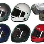 Escolha o capacete que mais combina com você.