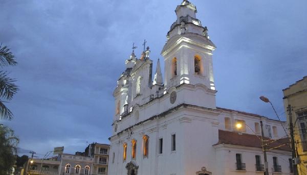 Catedral Metropolitana de Belém é parte do complexo histórico e religioso da Cidade Velha (Foto: CVC)