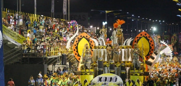 Carnaval 2016 em Belém do Pará (Foto: MdeMulher)