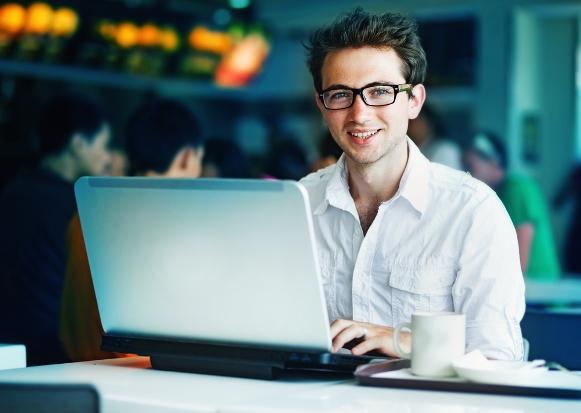 O Senac tem ótimas opções de cursos para a área de web design. (Foto Ilustrativa)