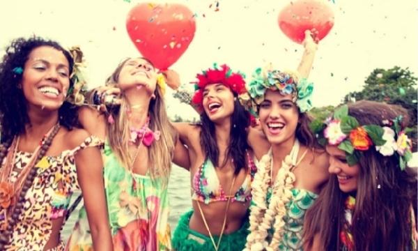 A Micareta é uma festa universitária que acontece em todo país.(MdeMulher)
