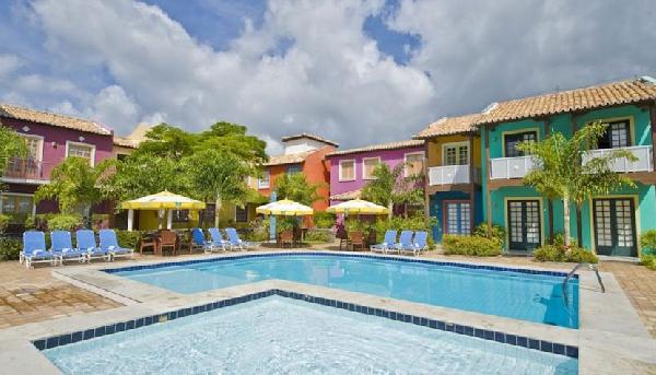 As cinco pousadas da Costa do Sauípe lembram vilarejos (Foto: CVC
