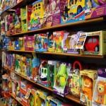 Lojas de Brinquedo no Paraguai