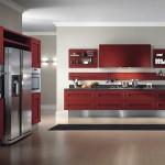 As cores e tendencias também invadiram as cozinhas modernas