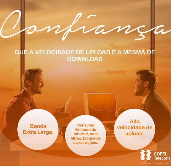 Copel é uma empresa de confiança e respeito (Foto: Reprodução)