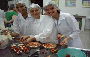 Curso Técnico de Alimentos Gratuito no SENAI