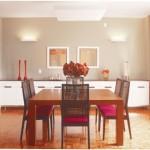 Decoração de Salas de Estar e Jantar Pequenas