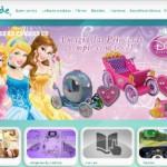 Brinquedos Candide, Site www.candide.com.br