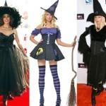 Looks de bruxa para Halloween. (Foto: Divulgação)