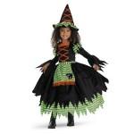 Algumas fantasias tradicionais são as preferidas das crianças, como no caso da de bruxa. (Foto: Divulgação)