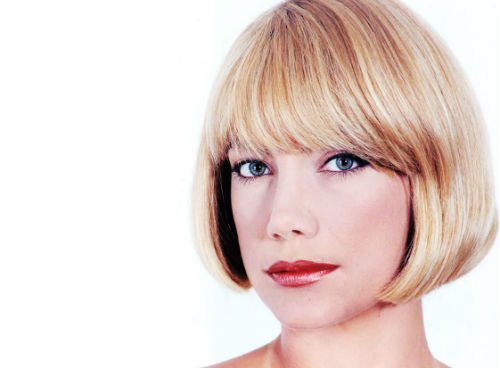 Existe opção de peruca com cabelo sintético e natural