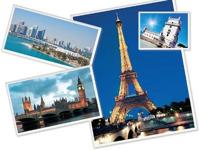 Pacotes de viagens internacionais para o final de ano é com s CVC (Foto: Divulgação)