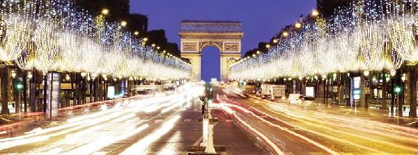 Natal em Paris (Foto: Divulgação)