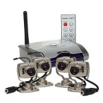Câmera de Segurança Wireless Preços, Onde Comprar