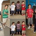 Moda Infantil Masculina – Verão 2011