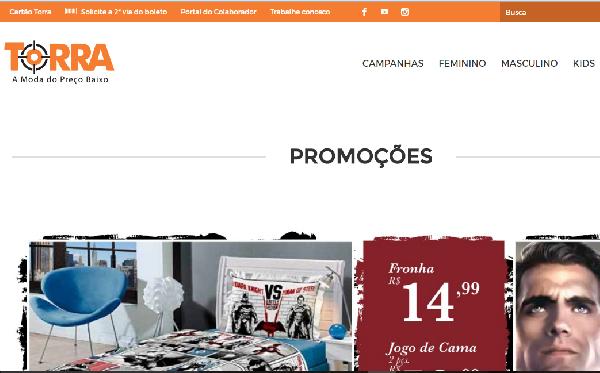 As promoções Torra Torra são incríveis (Foto: Divulgação Torra Torra)