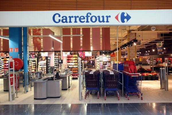 Faça mais compras nas lojas do Carrefour (Foto: Divulgação)