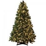 As luzes são uma ótima opção para decorar sua árvore de Natal. (Foto: Divulgação)