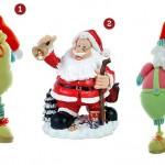 Enfeites de Natal Lojas Americanas