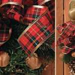 Enfeites de natal para portas fotos. (Foto: Divulgação)