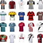Camisas de futebol (Foto: Divulgação)