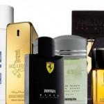 Perfumes masculinos (Foto: Divulgação)