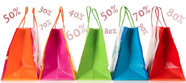 Compras coletivas oferecem os melhores descontos (Foto: Divulgação)