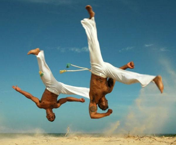 Curso de Capoeira Grátis 2