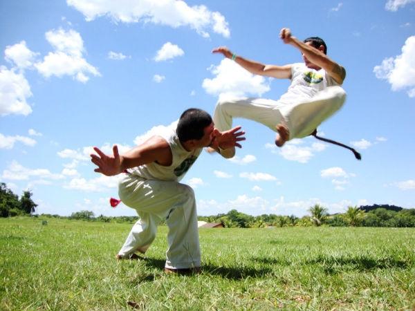 Curso de Capoeira Grátis