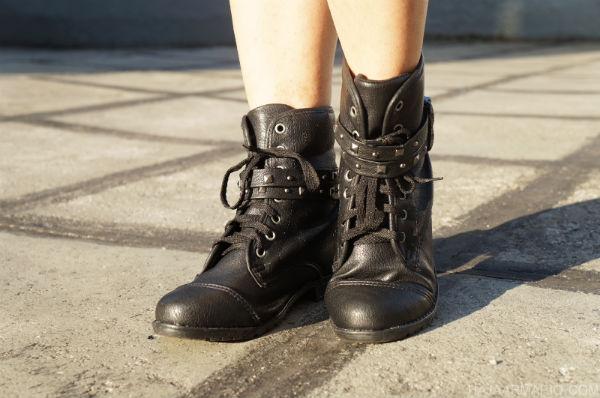 Opções de calçados masculinos e femininos (Foto: Reprodução)