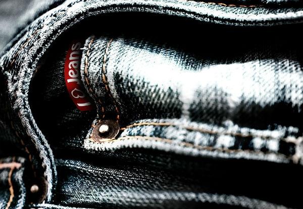 A qualidade dos Jeans de marcas famosas fazem a diferença