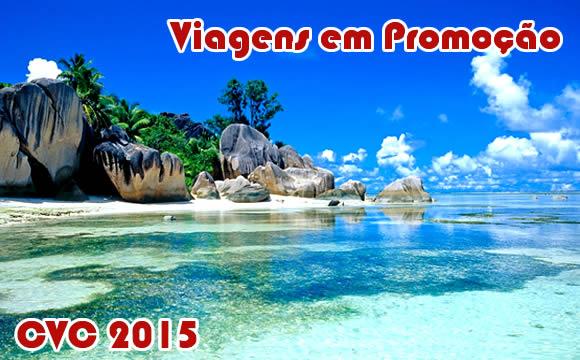A CVC tem excelentes promoções (Foto: Divulgação)