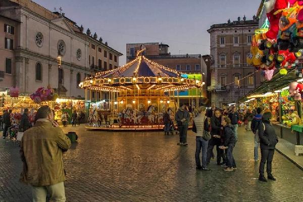 Roma oferece inúmeas opções para se divertir (Foto: Divulgação)
